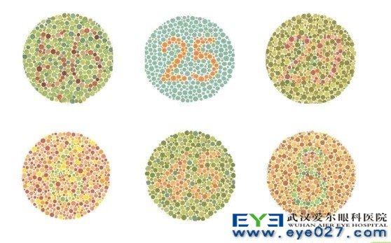 色盲怎么办_色盲色弱检查方法以及矫正方法