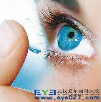 长期戴隐形眼镜的危害有哪些图片